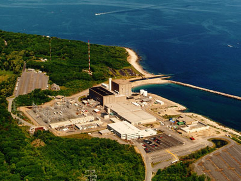 Image 2 - Pilgrim Nuclear Power Plant Decommissioning Project, USA