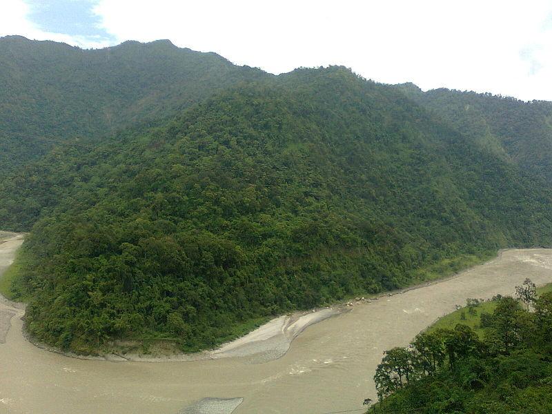 Image 2 -Teesta-VI Hydropower Project – Sikkim, India