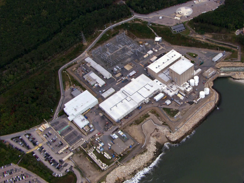 Image 3 - Pilgrim Nuclear Power Plant Decommissioning Project, USA