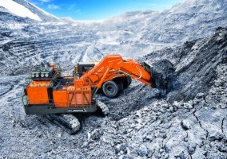 Hitachi launches EX3600-7 mining excavator