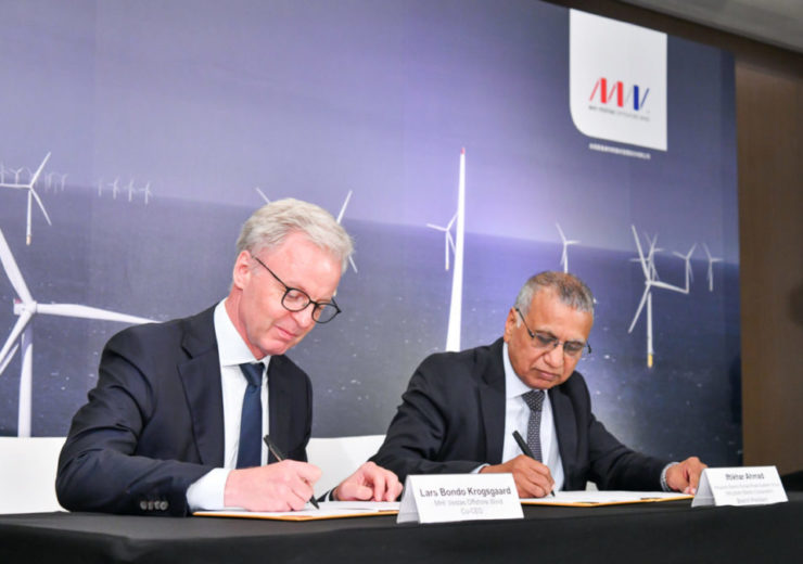 MHI Vestas signs contract for local supply of switchgear in Taiwan