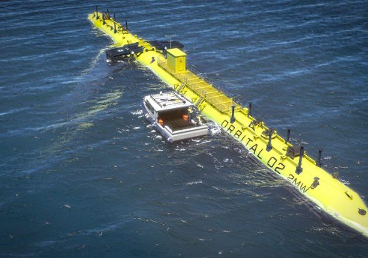 Orbital Marine awards O2 tidal turbine anchor fabrication contract to FAUN Trackway