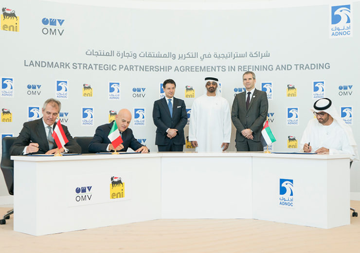 Eni, OMV complete £4.7bn stake acquisition in ADNOC Refining