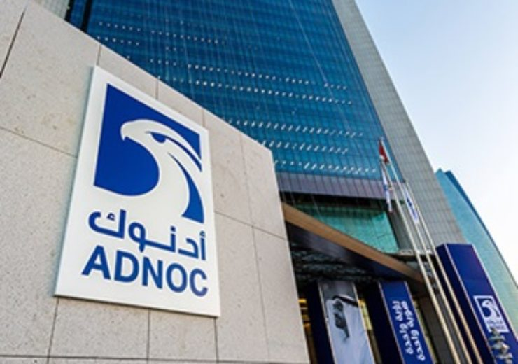 ADNOC awards £2.9bn contracts for wells and drilling materials