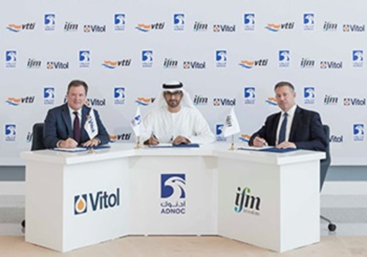 ADNOC to acquire minority stake in Vitol Tank Terminals International