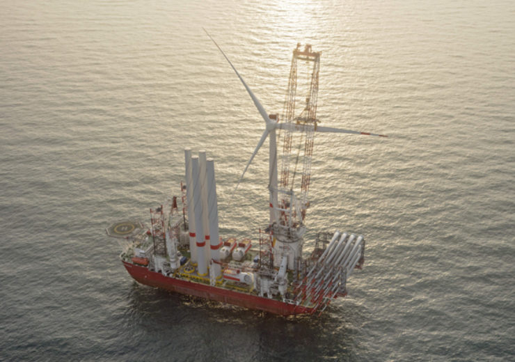 Seajacks secures contract for Greater Changhua offshore wind farms