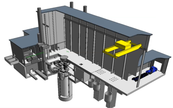 US DOE to develop EIS for building Versatile Test Reactor