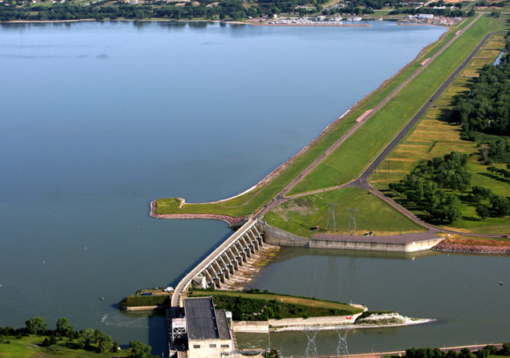 Voith selected by USACE to conduct repairs at Gavins Point dam