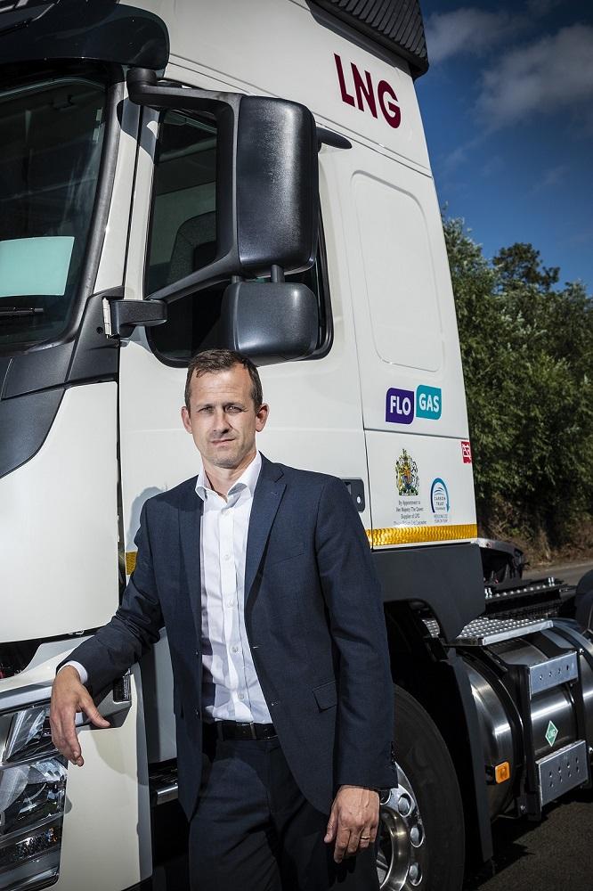 bio-lng trucks