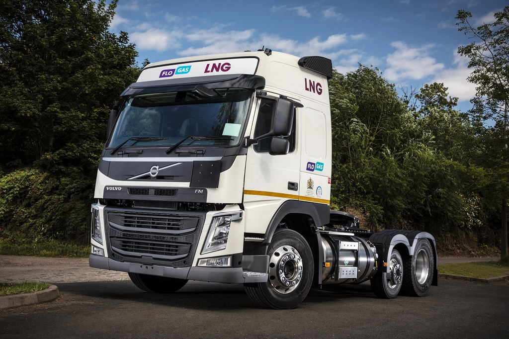 UK LNG supplier Flogas deploys bio-LNG trucks in bid to reach 100% renewable energy by 2040