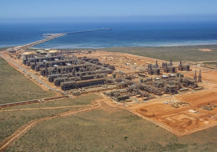 Chevron starts up CO2 injection system at Gorgon LNG facility in Australia