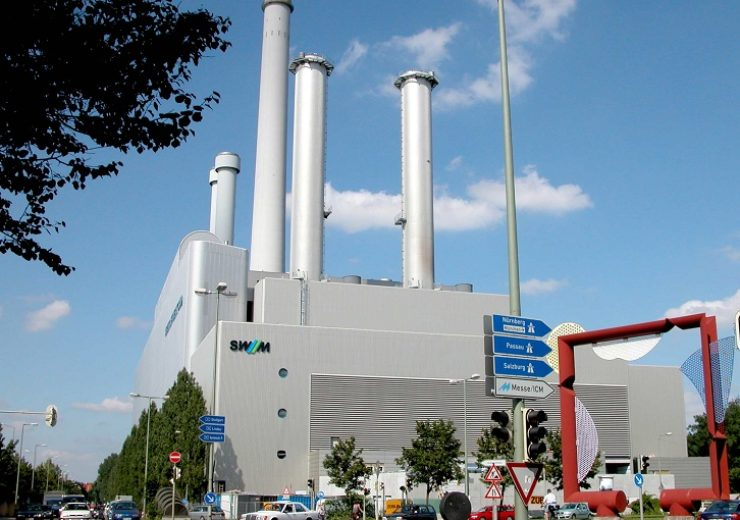 Stadtwerke München to increases energy efficiency with GE's district heating plant upgrades in Germany