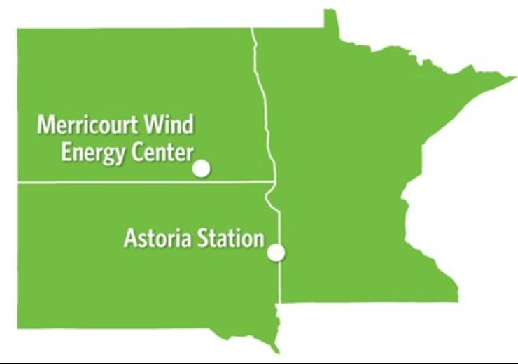 Otter Tail starts construction on 395MW power facilities in US