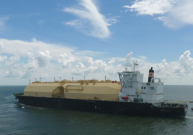 McDermott Freeport LNG