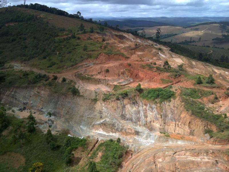Jambreiro Iron Ore Project