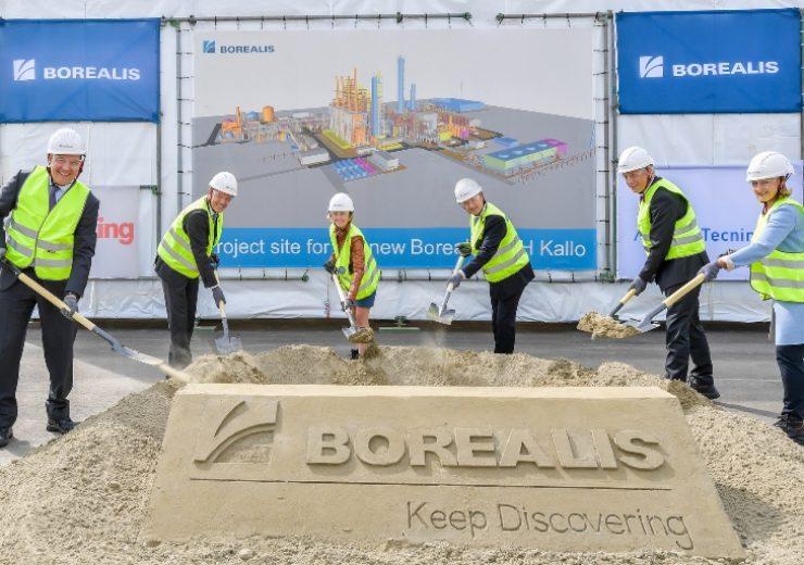 Borealis starts construction on new propane dehydrogenation plant in Belgium