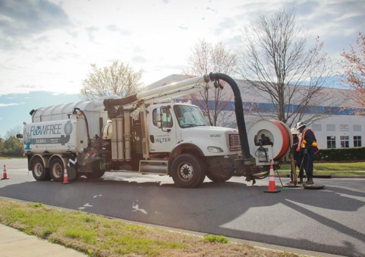 Charlotte Water reducing greenhouse gas emissions with renewable diesel