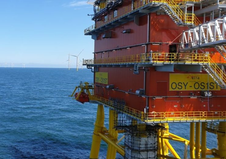 EDS completes work on Elia's offshore grid in Belgium