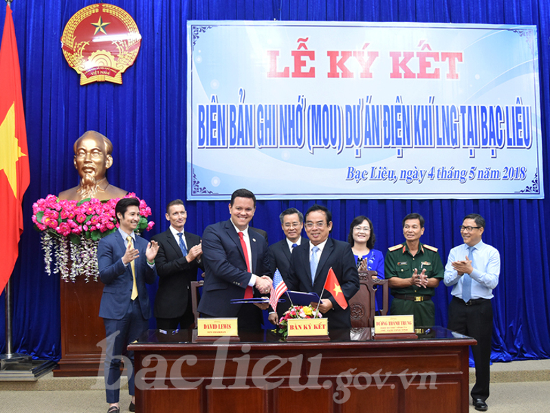Image 1 - Bac Lieu LNG-to-Power Project, Vietnam
