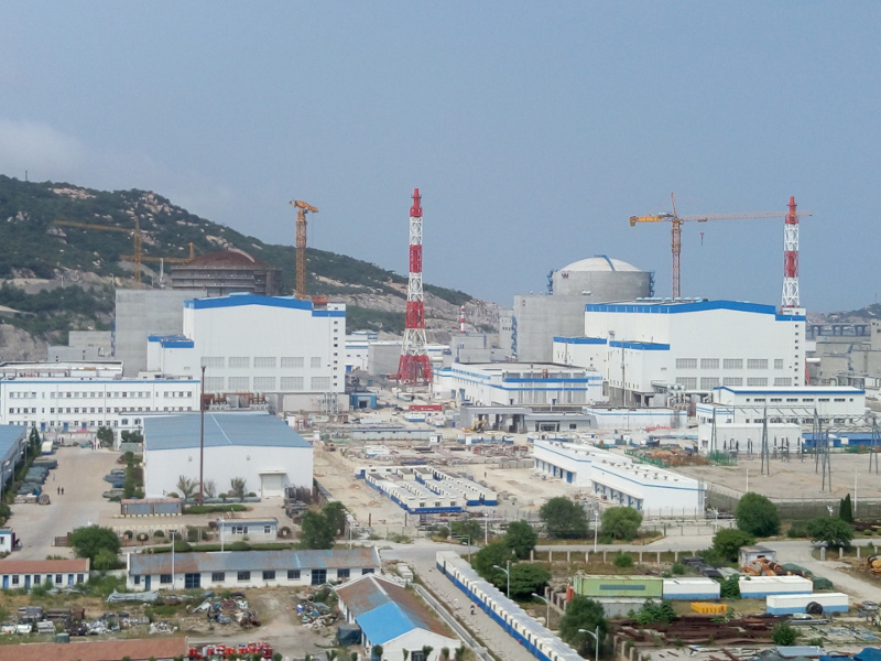 Image 1 - Tianwan Nuclear Power Plant, China