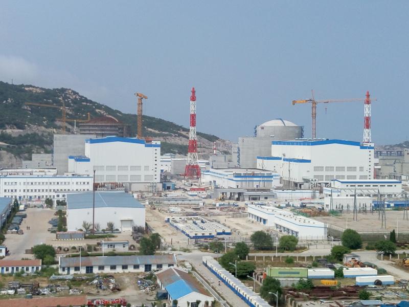 Tianwan Nuclear Power Plant