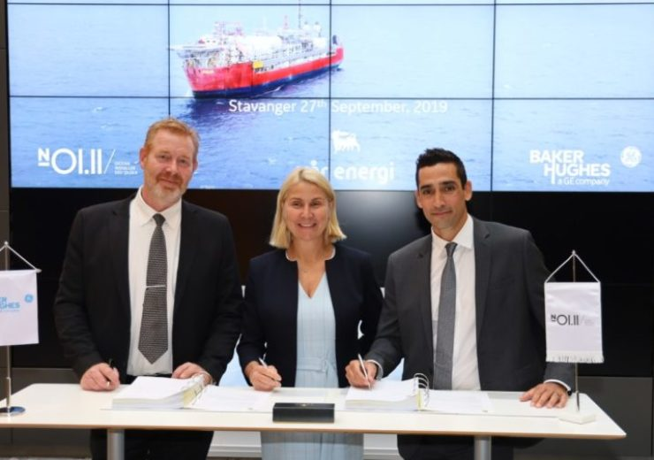 BHGE, Ocean Installer win subsea contract for Balder X project