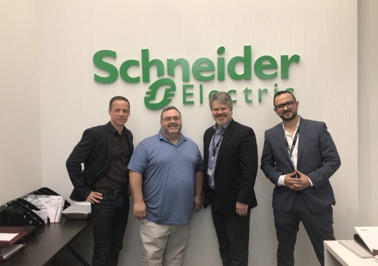Schneider Electric Canada Inc--Schneider Electric partners with