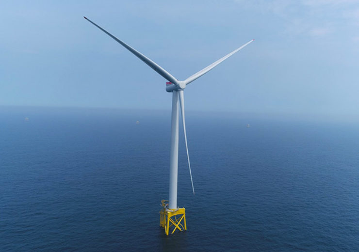 ScottishPower's East Anglia ONE offshore wind farm generates first power