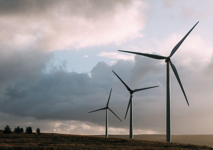 Prevailing wind park