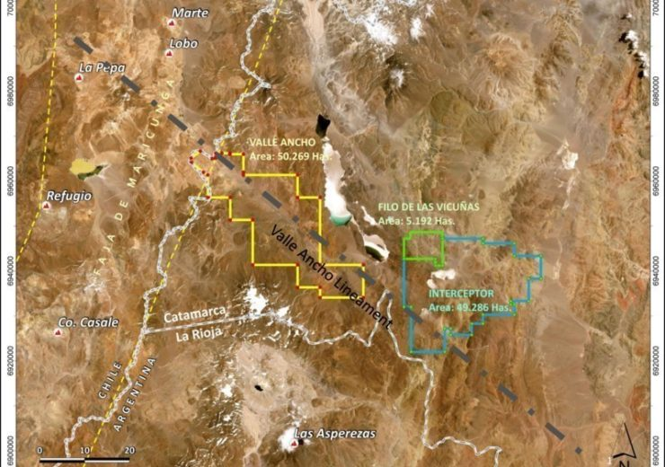Valle Ancho Gold Project