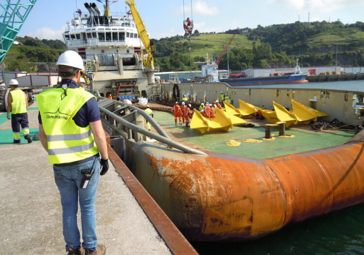 CoreMarine and CENER form consortium for Floating Wind Engineering