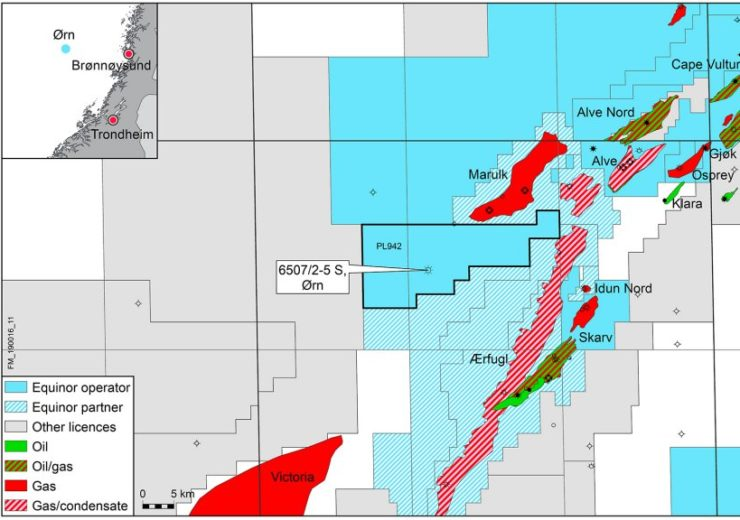 Equinor and partners make gas discovery in Norwegian Sea