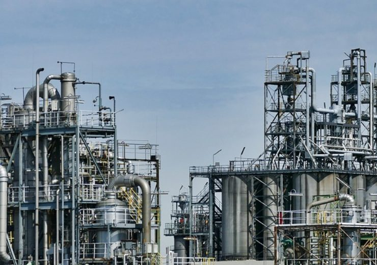 Graham secures £15m orders for three oil refining projects