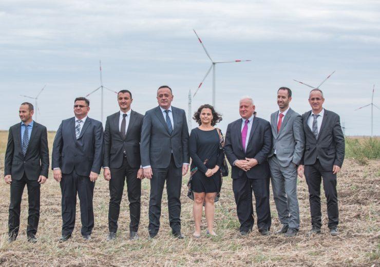 Enlight Renewable Energy Serbia Ceremony