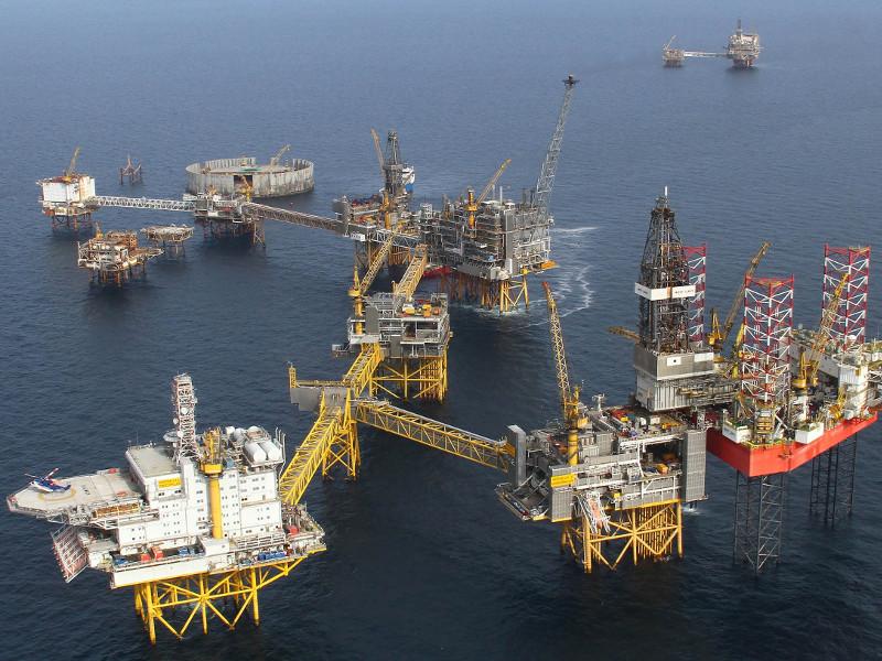 Greater Ekofisk Area Development, North Sea