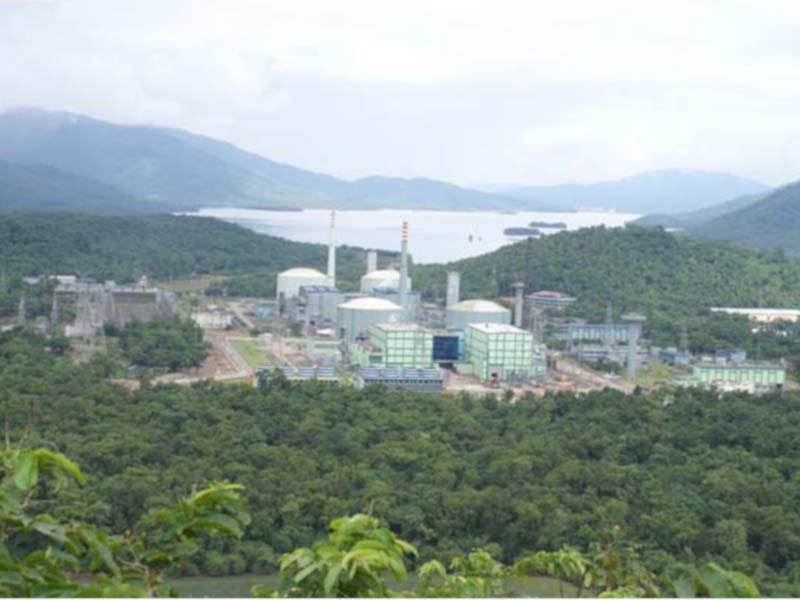 2l-Image-Kaiga Nuclear Power Plant Expansion
