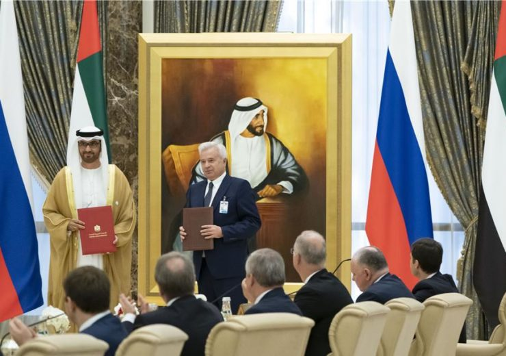 Russia's Lukoil awarded stake in ADNOC's Ghasha concession
