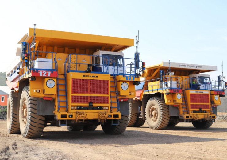 Autonomous mining trucks