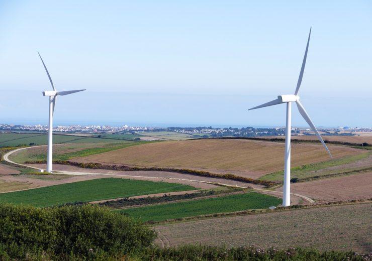 Canyon wind farm