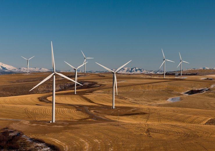 West Bakr wind project