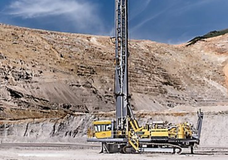 Epiroc lunches Pit Viper 270 XC series blasthole drilling rig