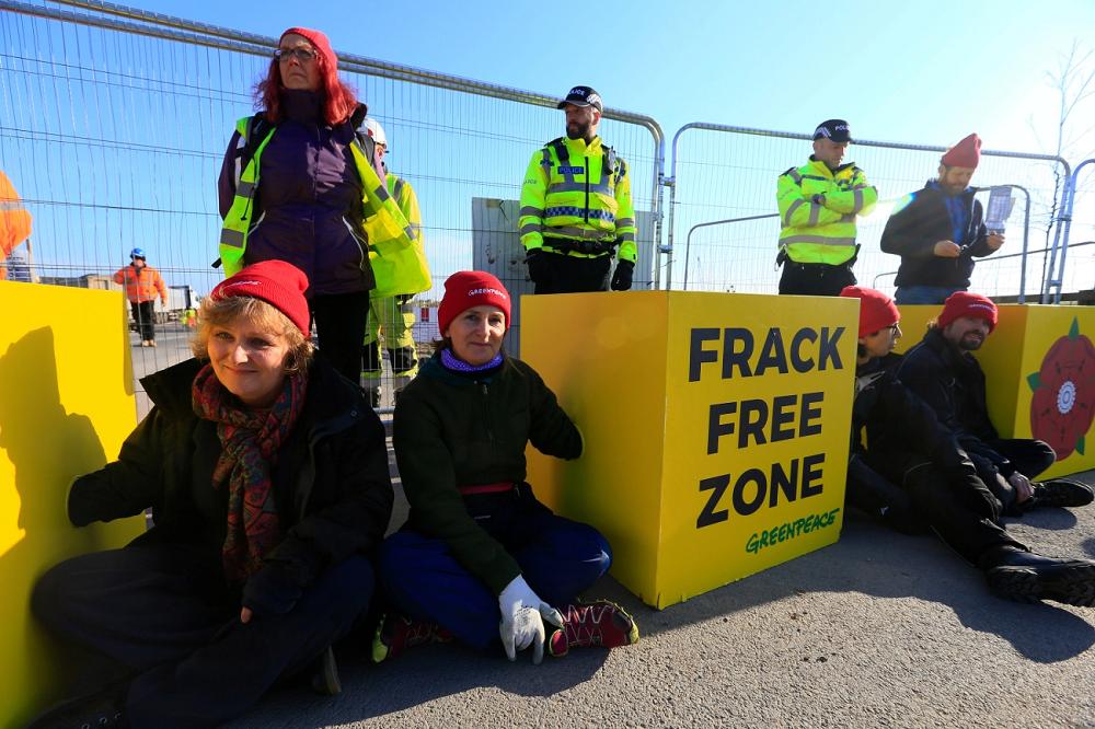 national audit office fracking