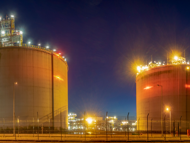 Image 1- Dhamra LNG Import Terminal