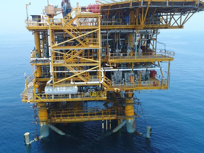 Forouzan Oil Field Expansion, Persian Gulf