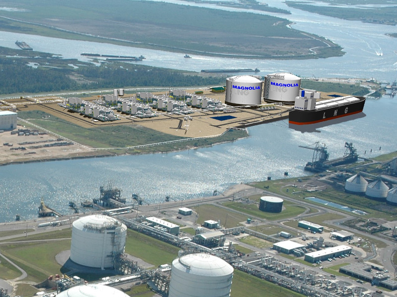 Image 1 - Magnolia LNG Project, USA