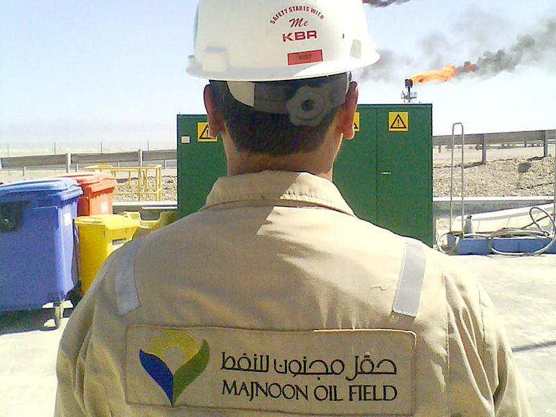 Image 1- Majnoon oil field