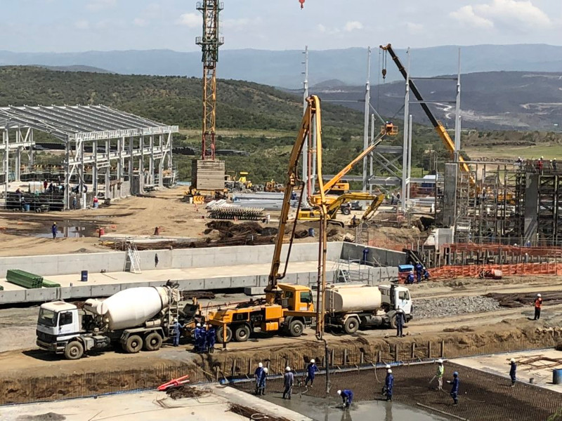 Olkaria V Geothermal Power Project