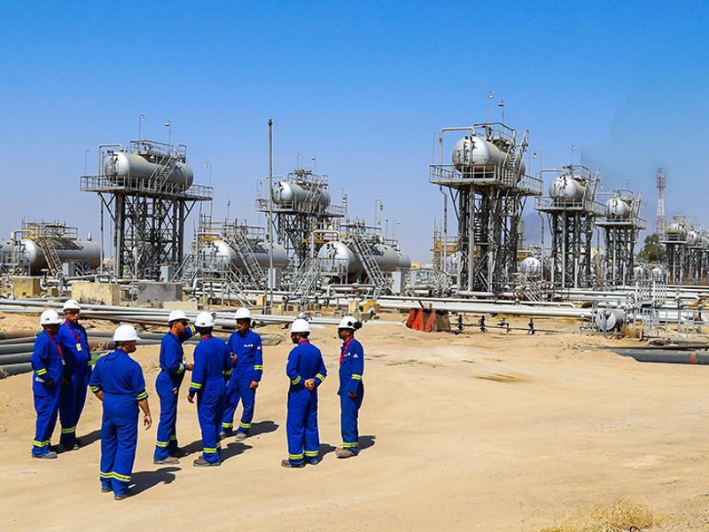 Rumaila Oil Field