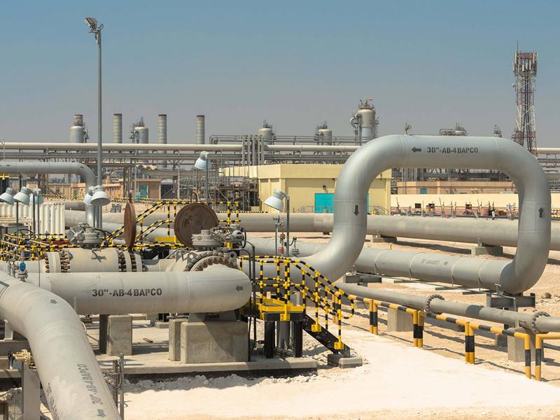 Image 2- Abqaiq oil processing facility