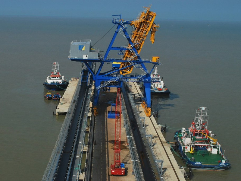 Image 2- Dhamra LNG Import Terminal